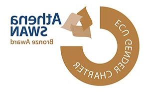 Accreditation logo for Athena Swan Bronze